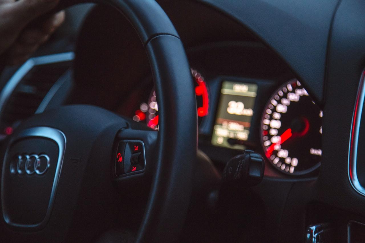 Audi 2016 [Interior]